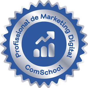 Somos certificados ComSchool Marketing Digital